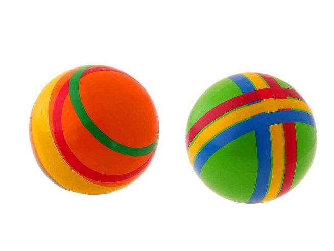 Поиграйте с малышом в игру «Мячики в воде»