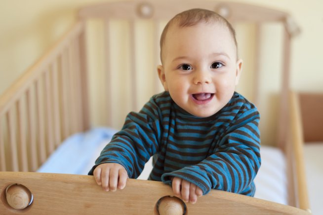 Что может ребенок в 9 месяцев