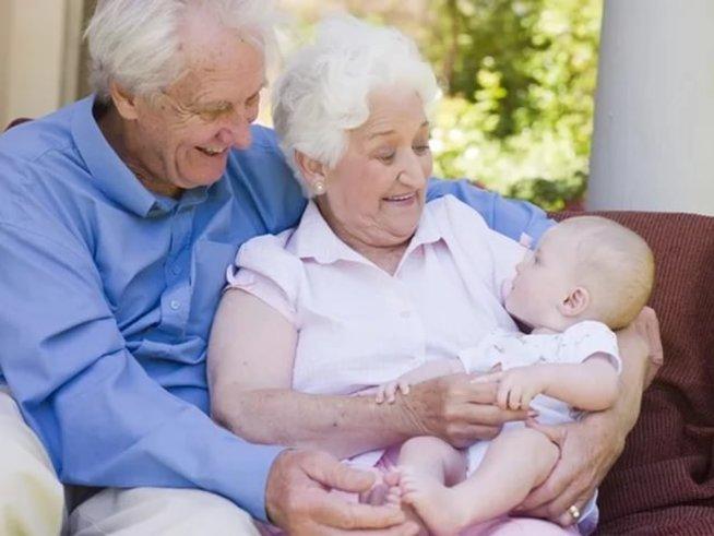 Время бабушек и дедушек