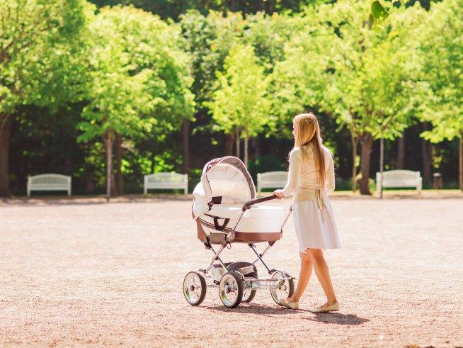 Первое лето малыша