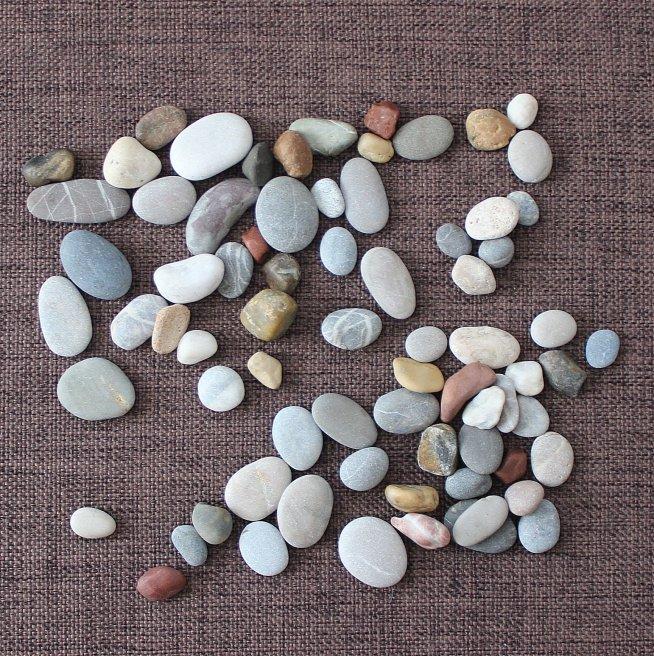 Интересные игры с камнями