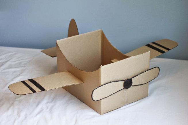 Большие коробки