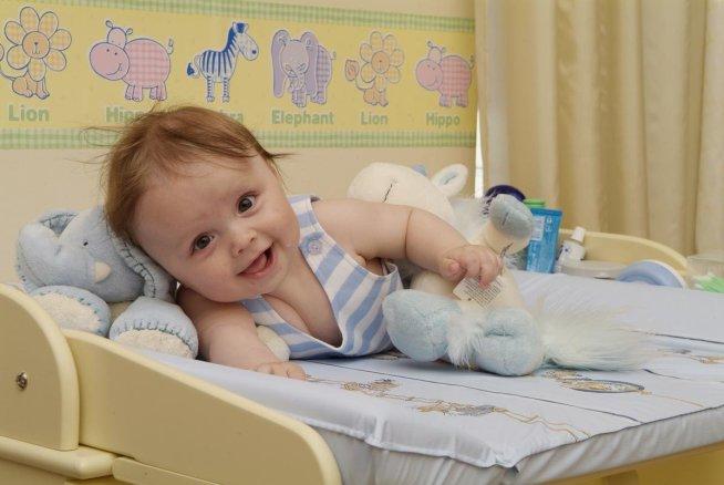 Эмоционально-социальное развитие ребенка в 7 месяцев