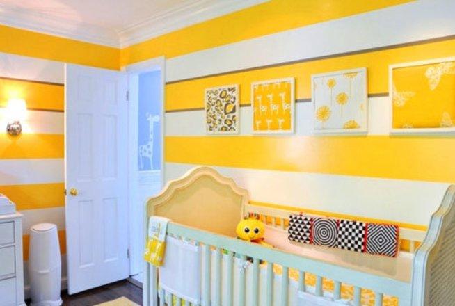 Какой должна быть комната для новорожденного