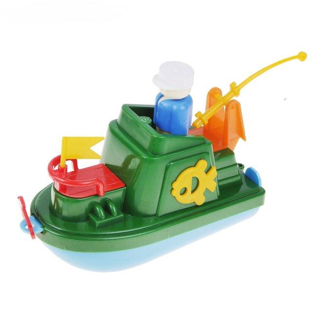 Маленький кораблик