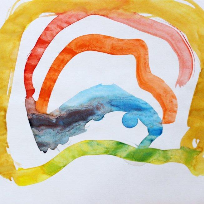Нарисуйте радугу