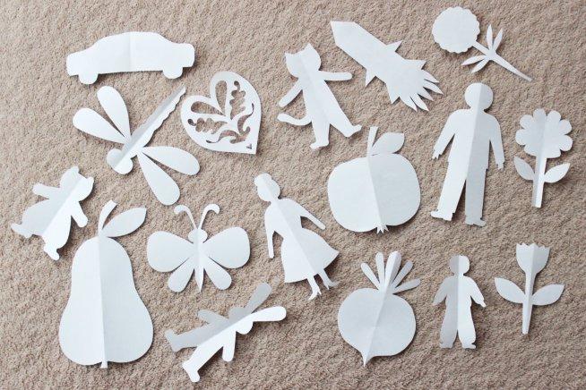 Paper Figurines