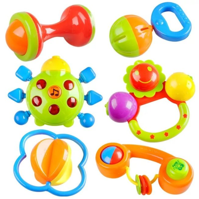 The first music toys