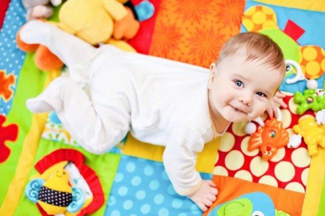 Психология ребенка восьмого месяца жизни