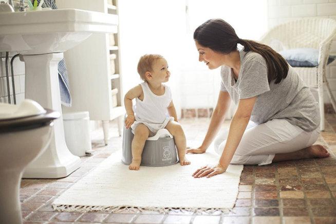 Рекомендации по приучению ребенка к горшку