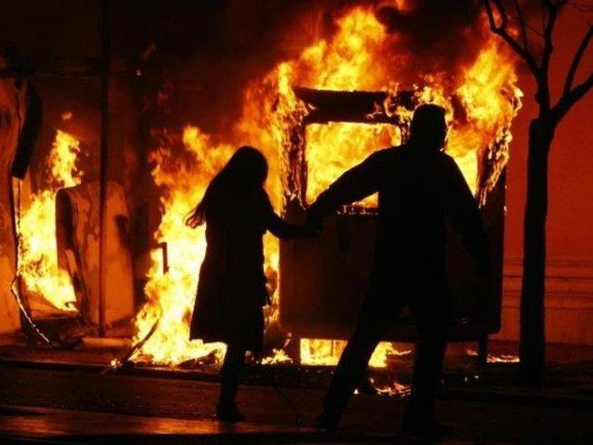 Как спасти своего ребёнка при пожаре
