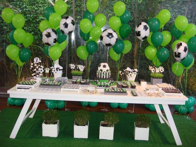 Футбольный праздник