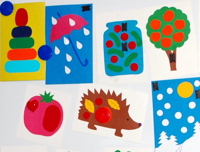 Simple Paintings for your Baby