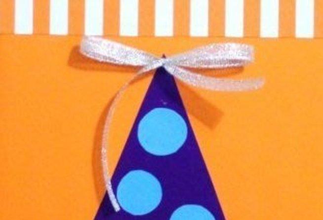 Новогодняя открытка «Красивая ёлочка»