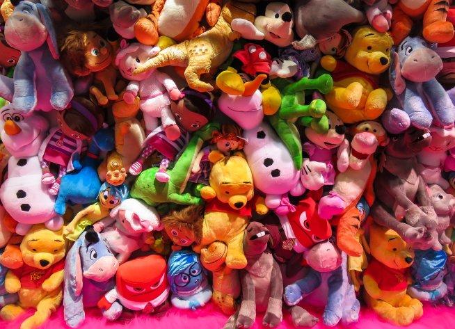 Сколько игрушек нужно ребёнку
