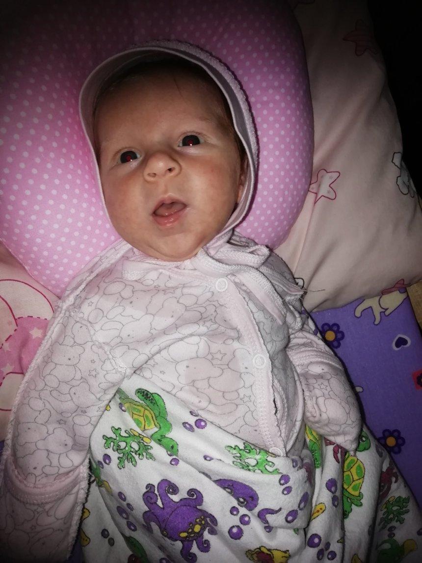 Отчёт по занятию Слух малыша в 2 месяца в Wachanga!