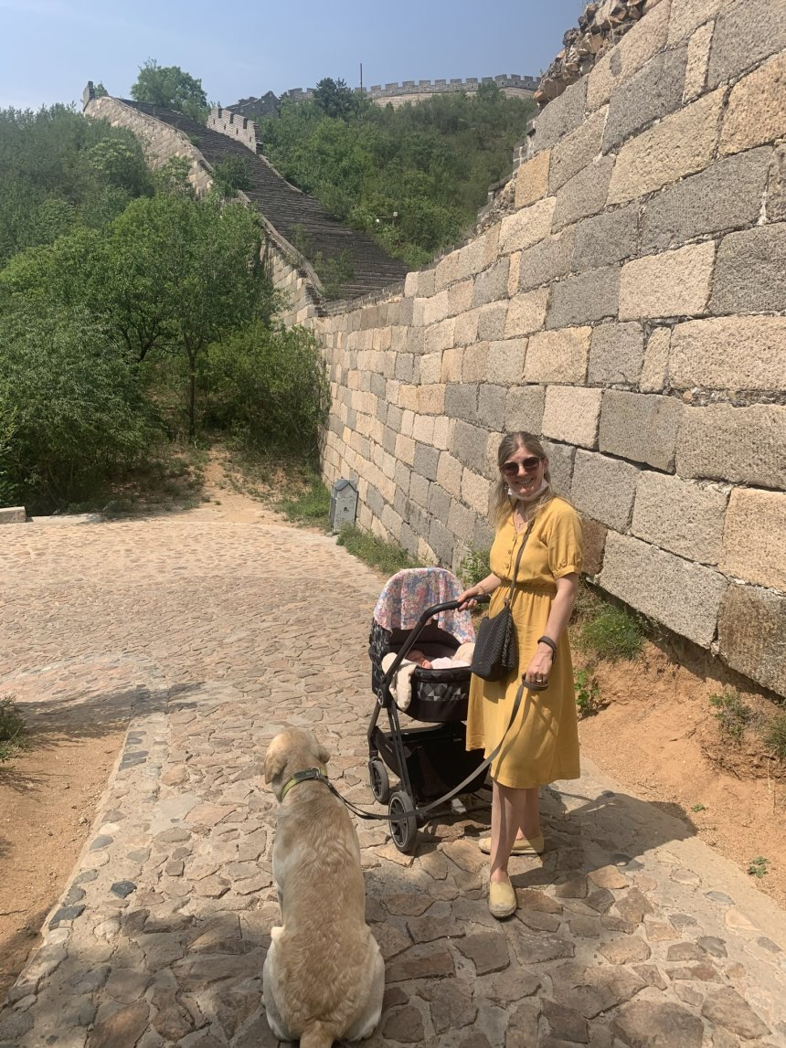 Отчёт по занятию Лето для детей до 1 года в Wachanga!