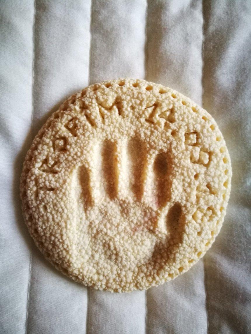 Отчёт по занятию Соленое тесто в Wachanga!