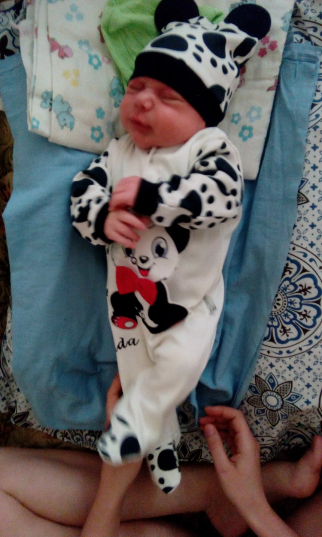 Отчёт по занятию Сфотографируйте малыша! в Wachanga!
