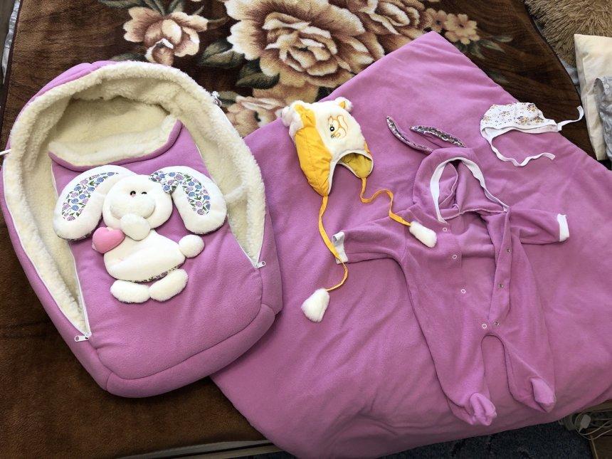 Отчёт по занятию Как одеть новорожденного на прогулку: холоднее –10 °C в Wachanga!