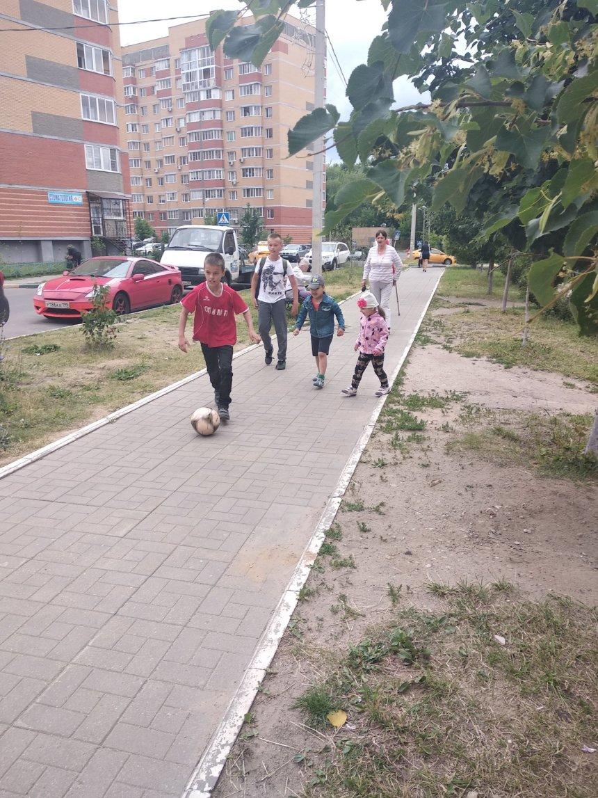 Отчёт по занятию Упражнения для маленьких футболистов в Wachanga!