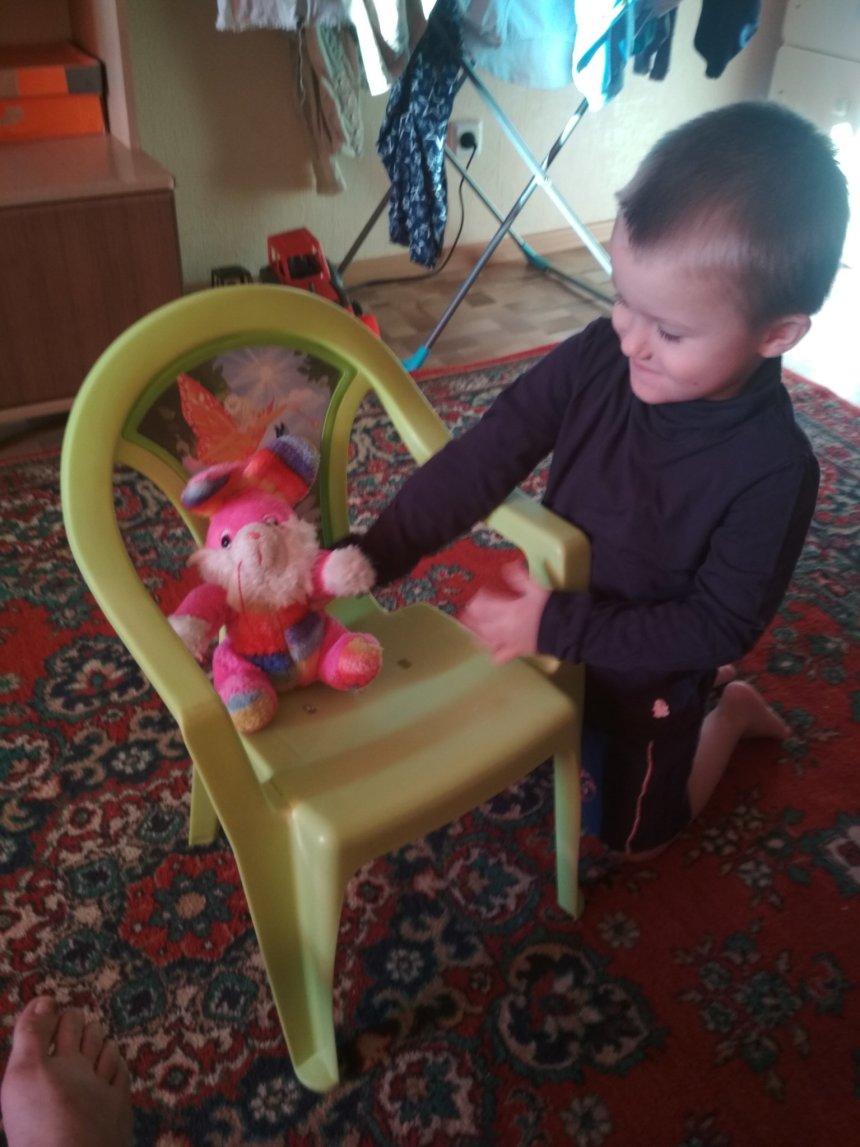 Отчёт по занятию Учим с малышом предлоги в Wachanga!