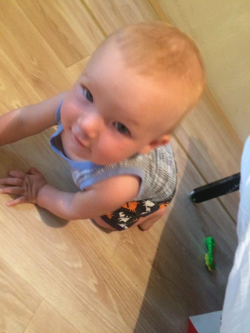 Отчёт по занятию Как воспитывать ребенка в 10 месяцев в Wachanga!