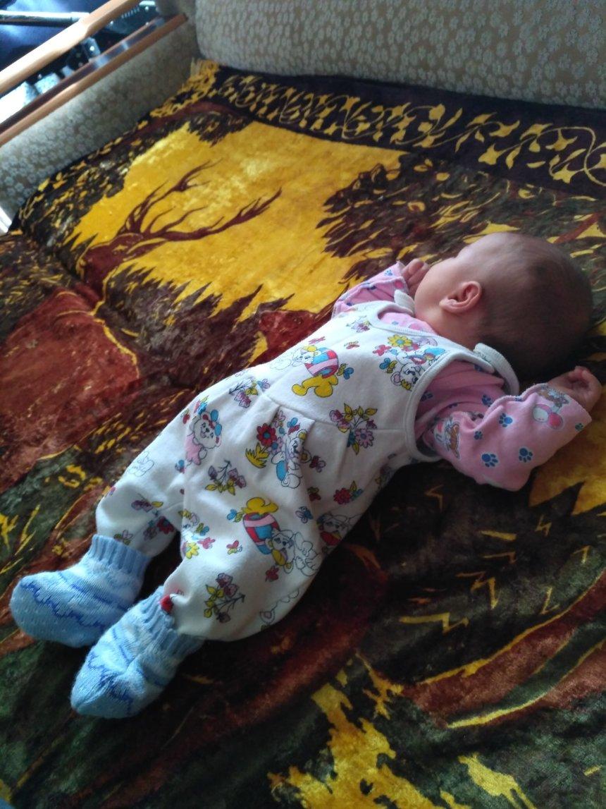 Отчёт по занятию Что может ребенок на третьей неделе жизни в Wachanga!