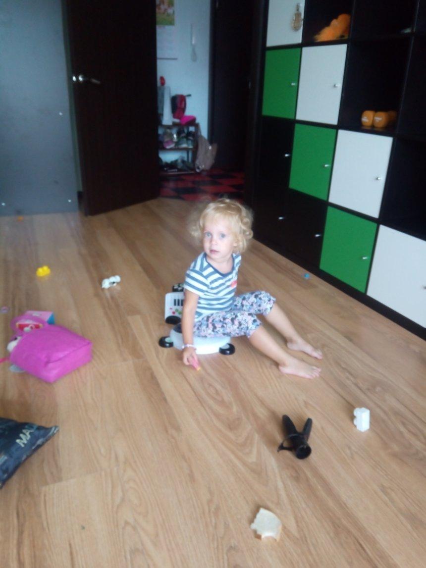 Отчёт по занятию Как спасти своего ребёнка при пожаре в Wachanga!