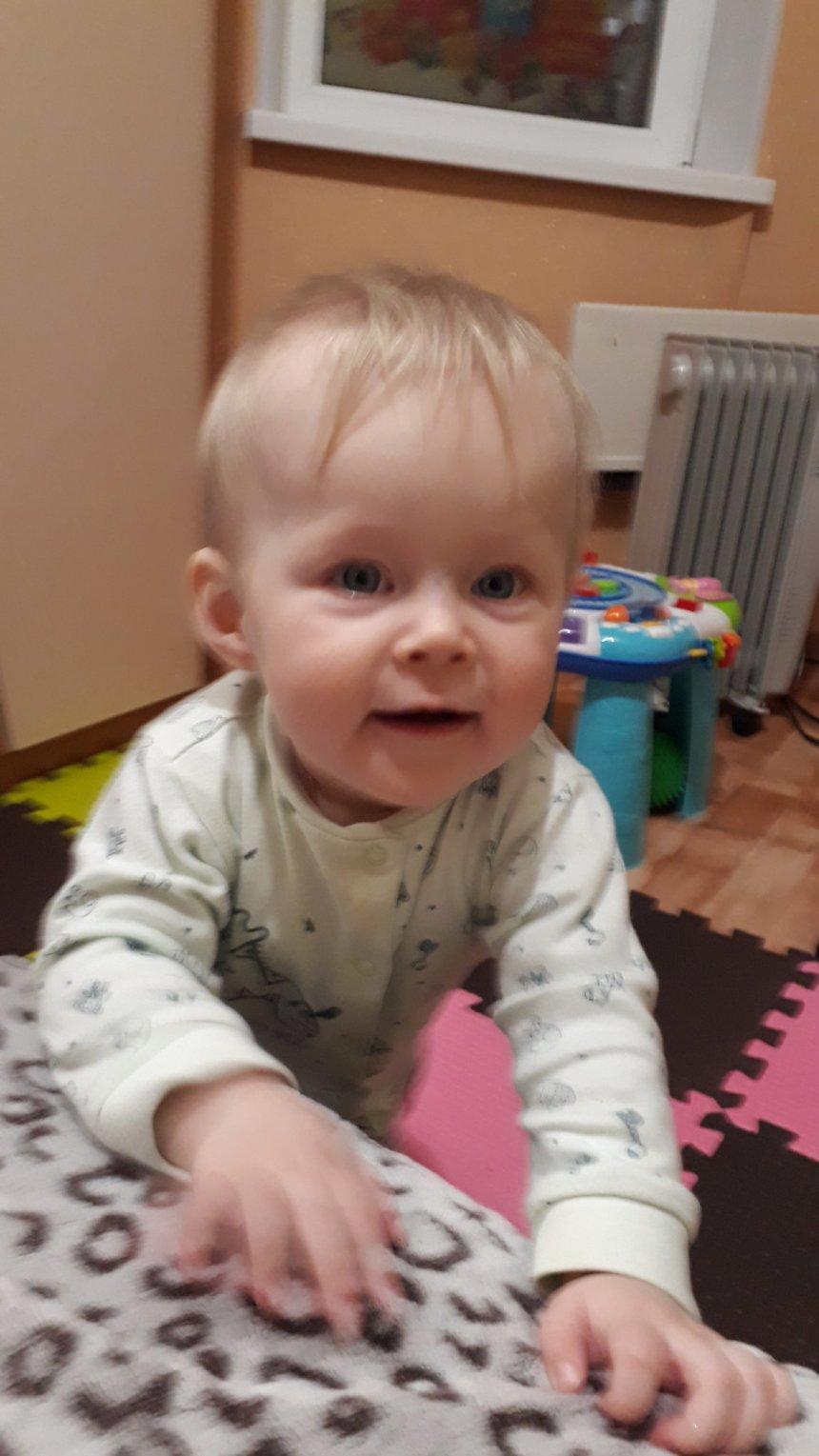 Отчёт по занятию Догоняем игрушку в Wachanga!