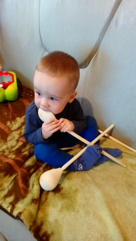 Отчёт по занятию Поиграйте с деревянной ложкой в Wachanga!