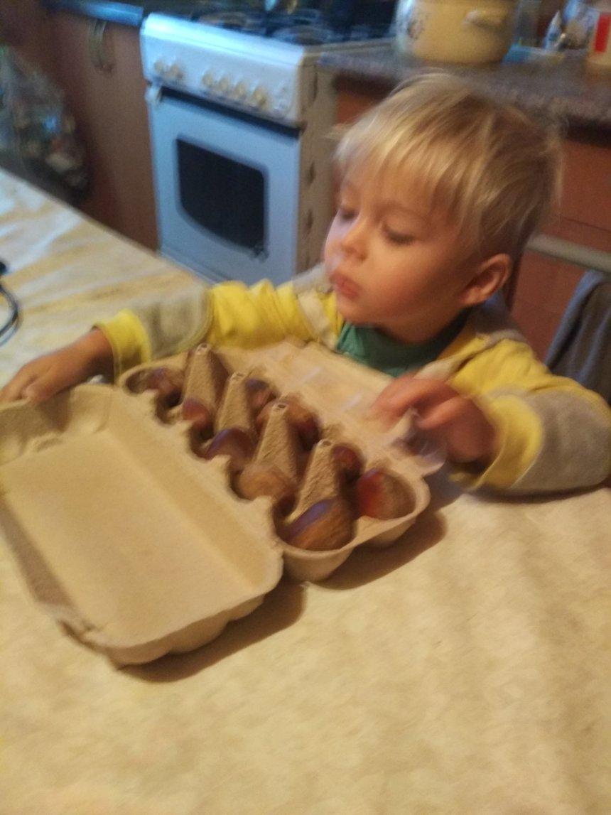Отчёт по занятию Игры с грецкими орехами в Wachanga!