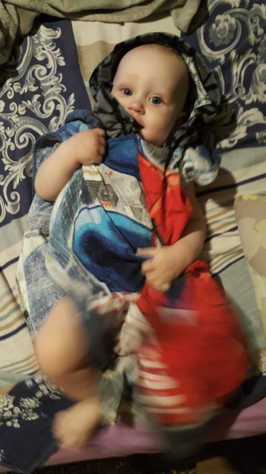 Отчёт по занятию Сфотографируйте малыша после купания в Wachanga!