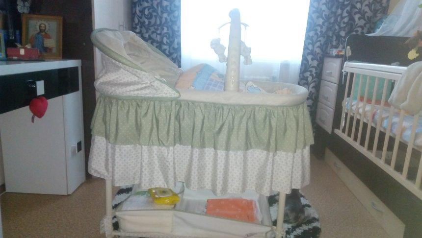 Отчёт по занятию Какой должна быть комната для новорожденного в Wachanga!