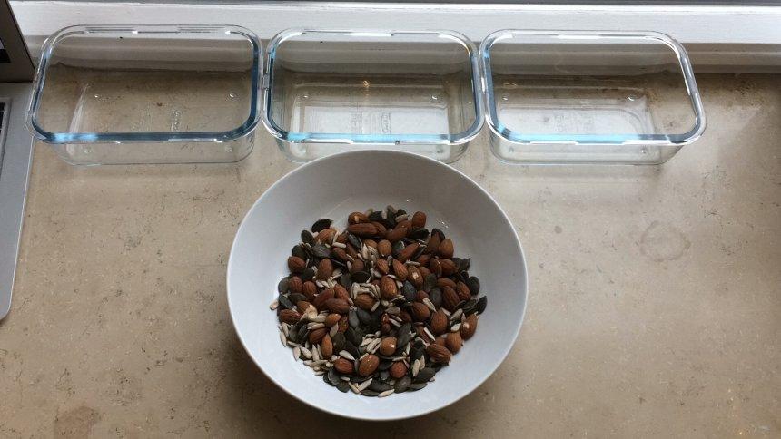 Отчёт по занятию Сортируем семечки в Wachanga!