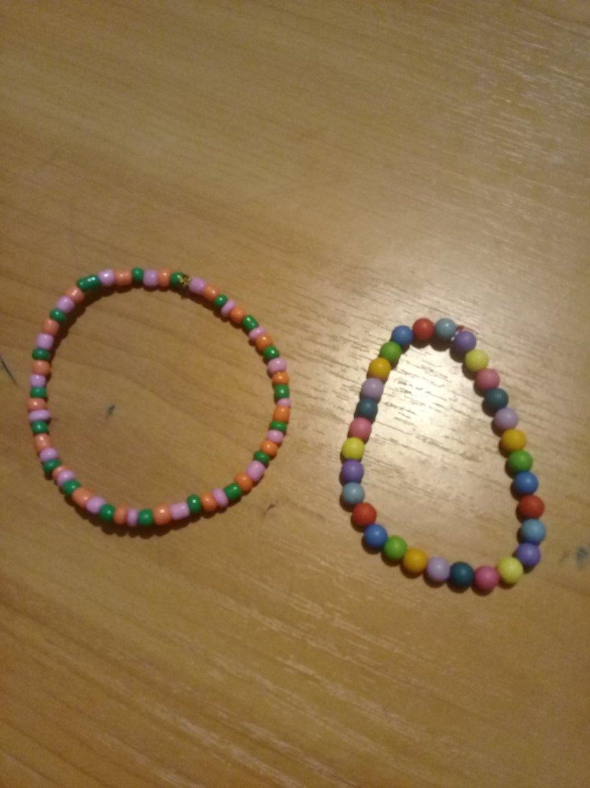 Отчёт по занятию Бусы и браслеты в Wachanga!