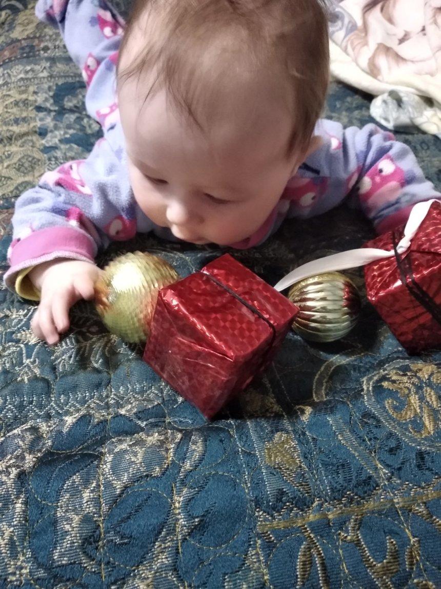 Отчёт по занятию Гирлянда из шариков и кубиков в Wachanga!