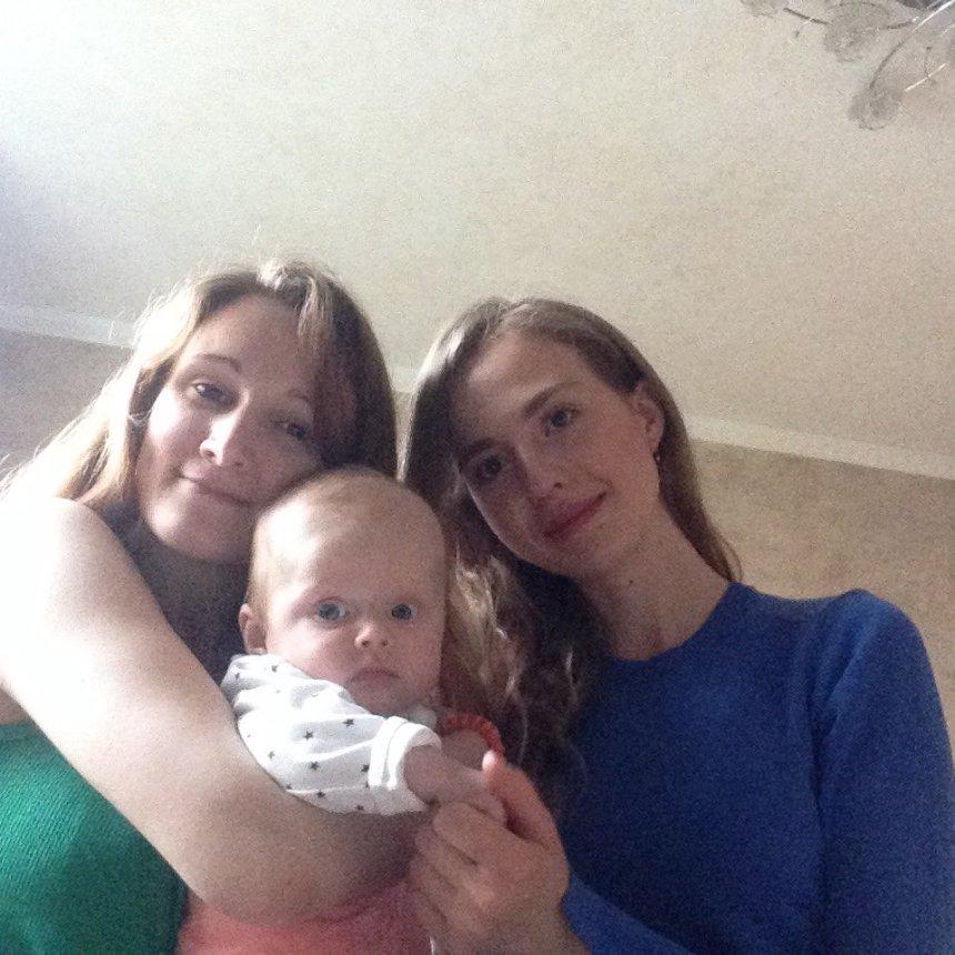 Отчёт по занятию Чаще носите ребенка на руках в Wachanga!