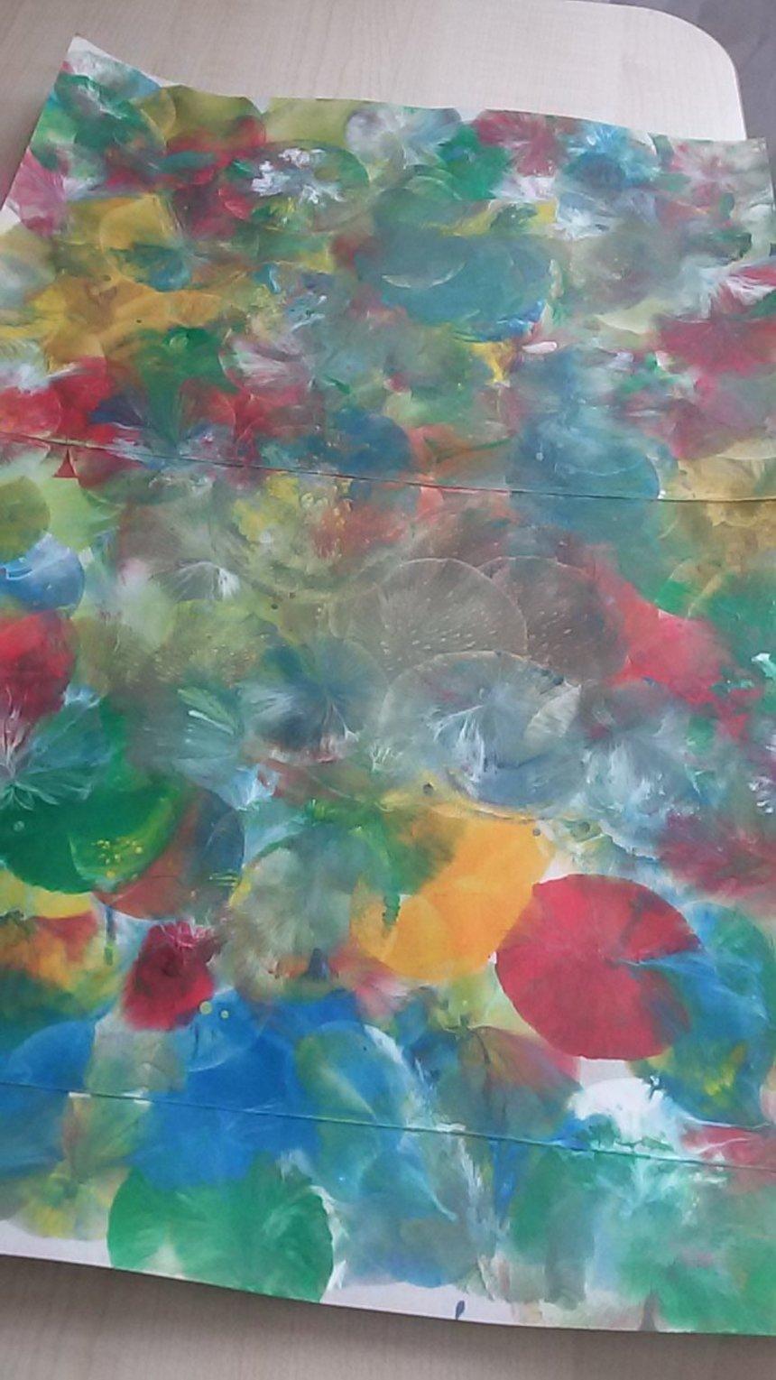 Отчёт по занятию Рисуем воздушными шарами в Wachanga!