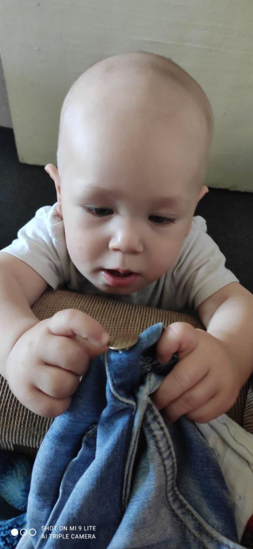 Отчёт по занятию Малышу 11 месяцев в Wachanga!