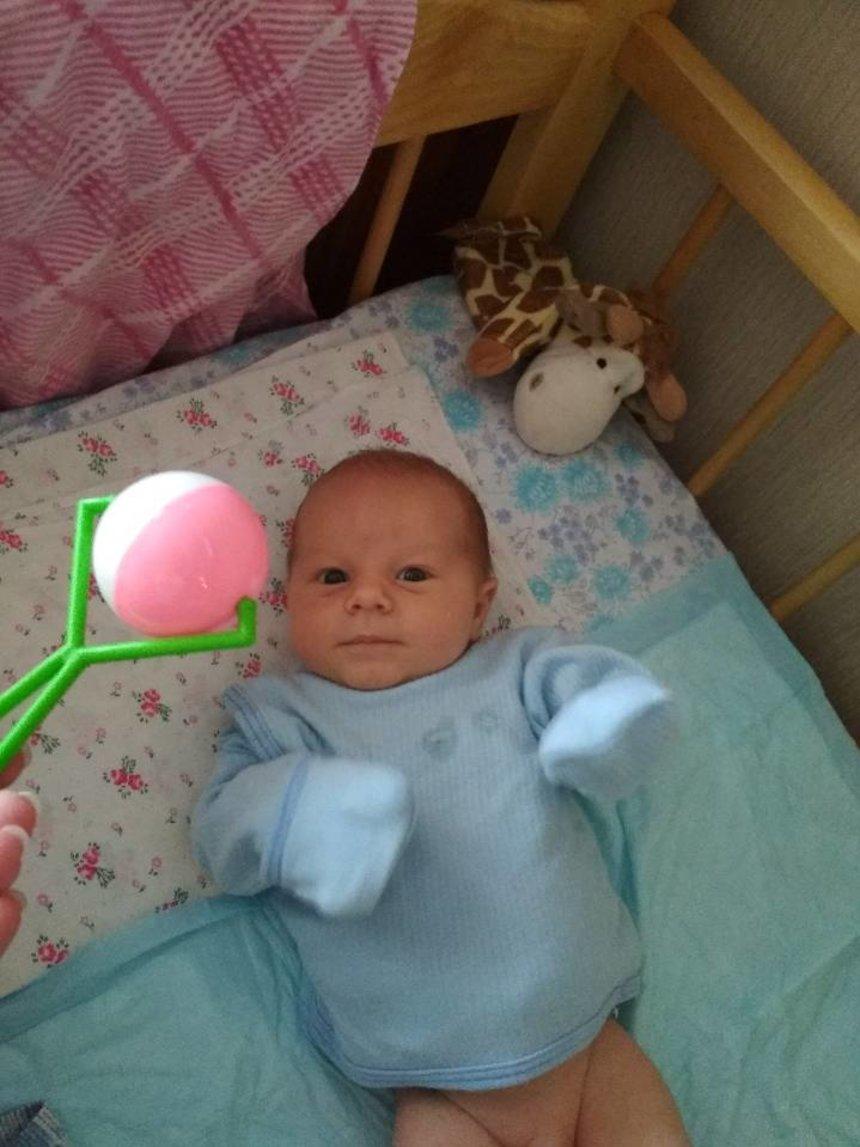 Отчёт по занятию Новые ощущения малыша в Wachanga!