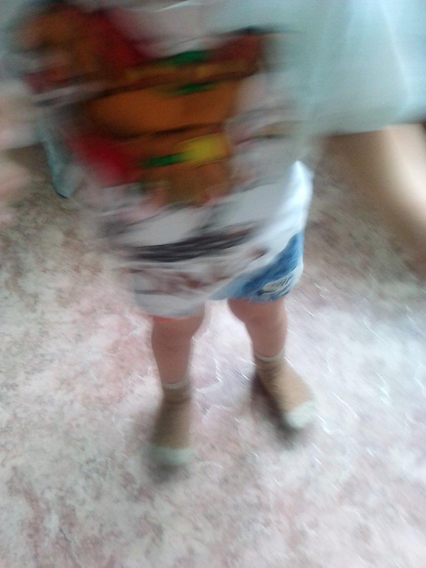 Отчёт по занятию На носочках, на пяточках… в Wachanga!
