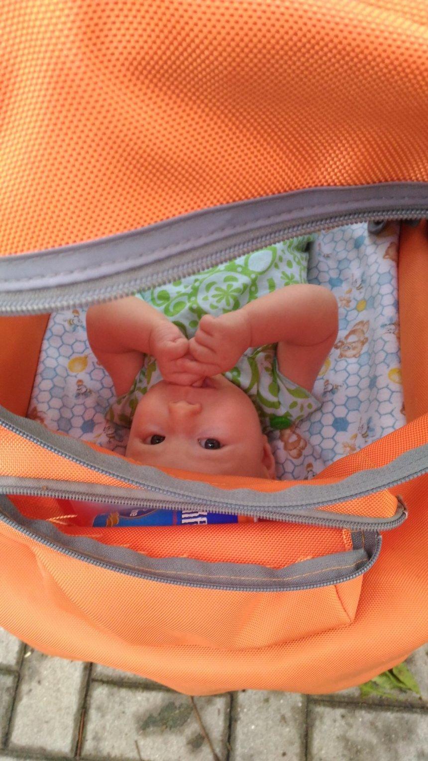 Отчёт по занятию Что может ребенок в три месяца в Wachanga!