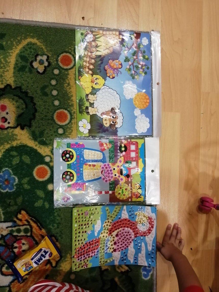 Отчёт по занятию Открытки для мамы и бабушки в Wachanga!