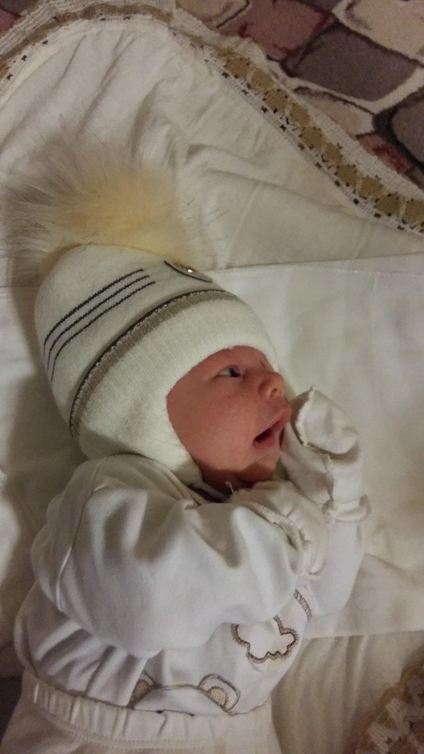 Отчёт по занятию Зимняя шапка  в Wachanga!