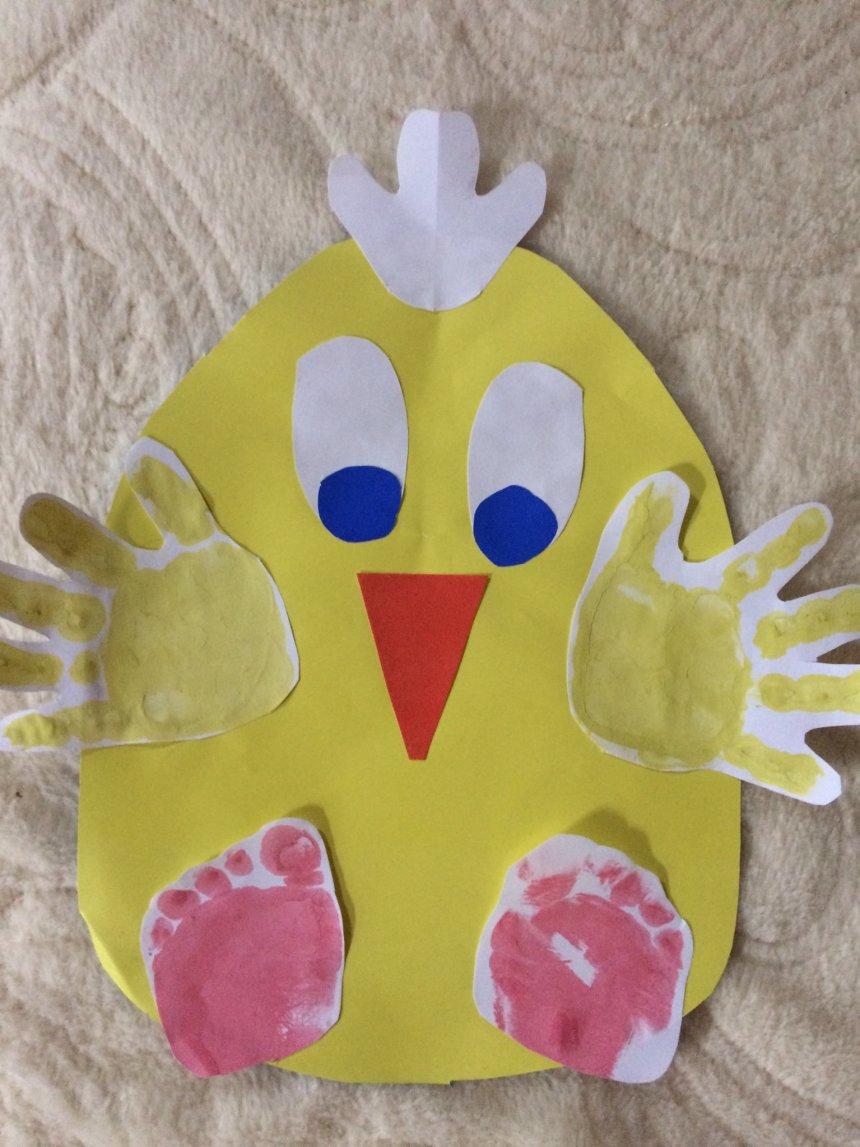 Отчёт по занятию Весёлые цыплята в Wachanga!