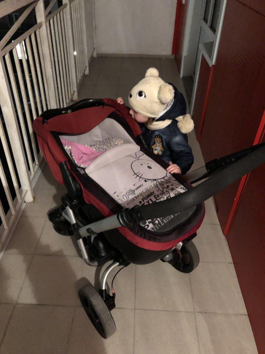 Отчёт по занятию Основные правила для прогулок с малышом в Wachanga!