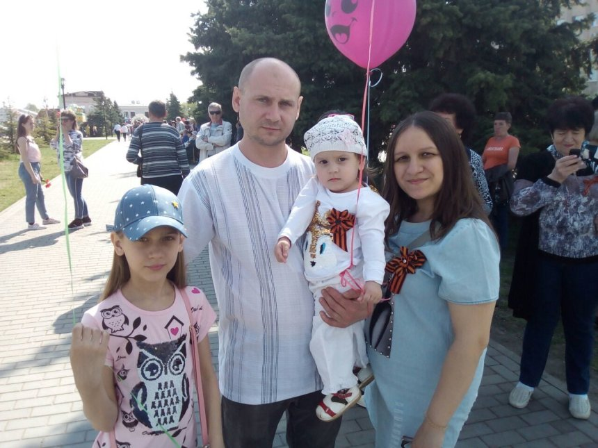 Отчёт по занятию Сходите с ребёнком на парад Победы в Wachanga!