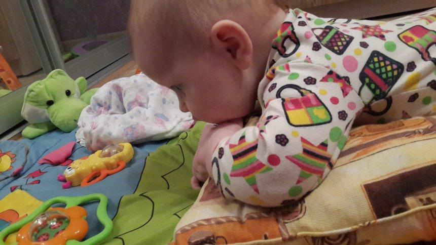 Отчёт по занятию Упражнение с подушкой в Wachanga!