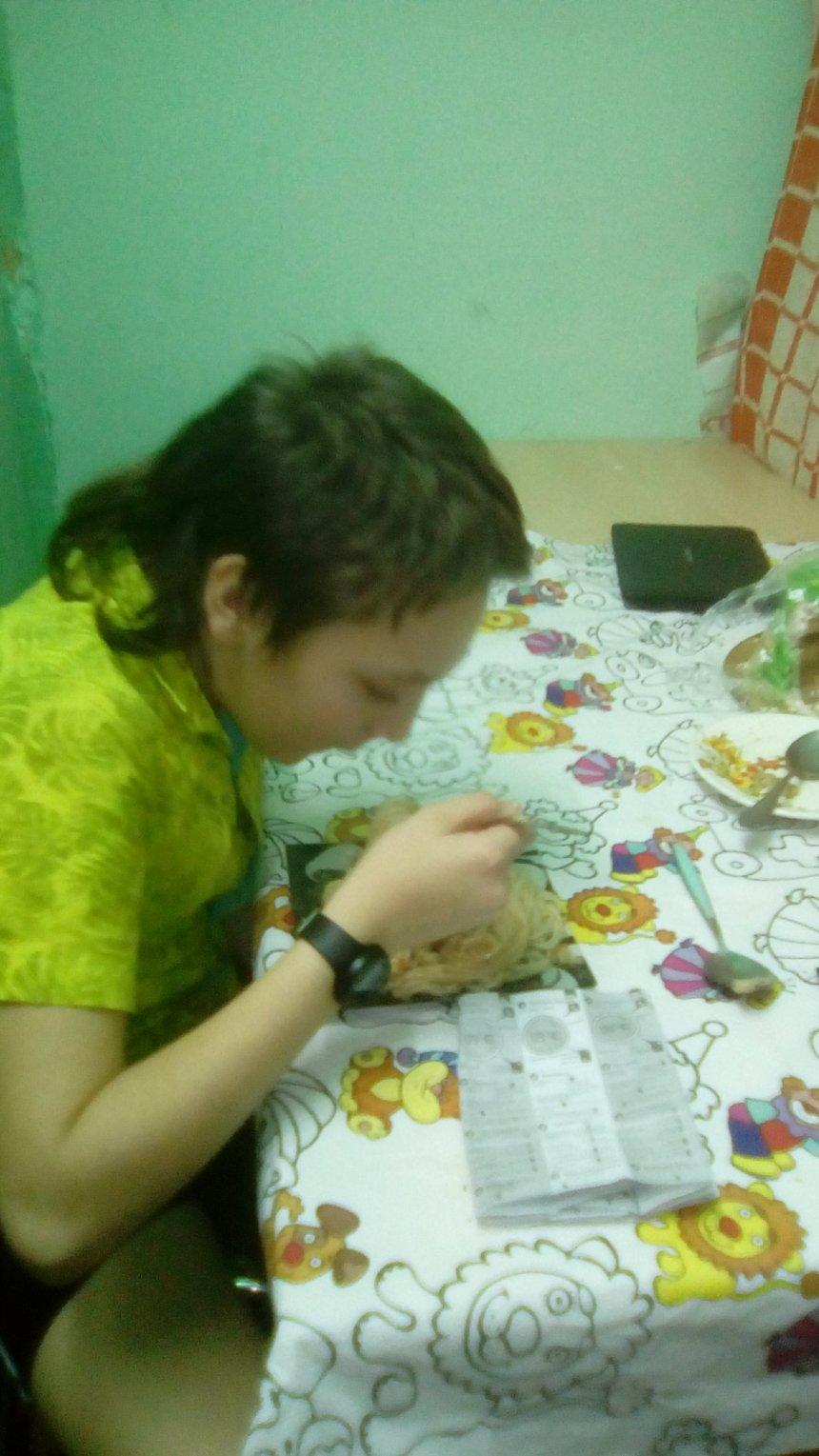 Отчёт по занятию Рецепты для кормящей мамы: «Тефтели в томате»  в Wachanga!